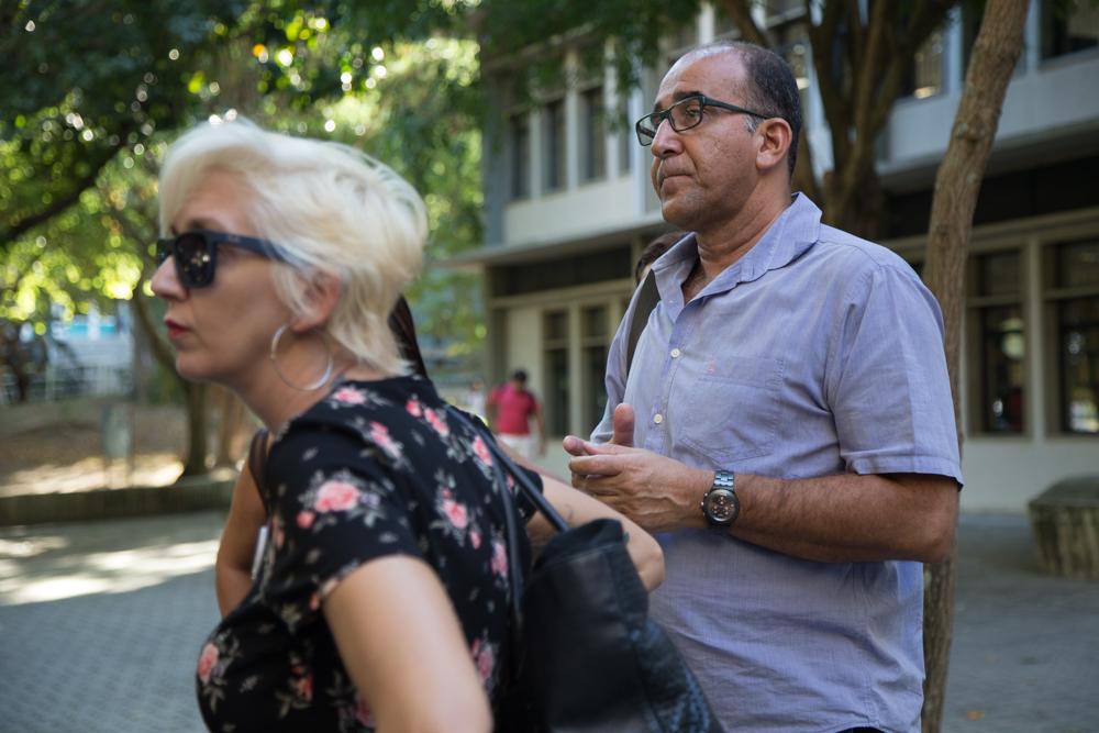 Paulo Carrano, Comissão Local