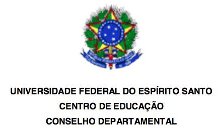 129737dbe4 Moção de repúdio do CE-UFES ao acordo entre o governo do Espírito ...